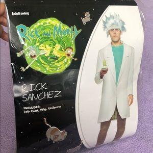 Rick and Morty Halloween costume